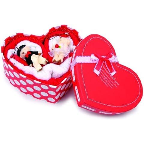Toalla Corazón Amantes
