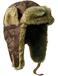 Amazon.it  50 - 100 EUR - Cappelli aviatore   Cappelli e cappellini ... 47782531bfb0