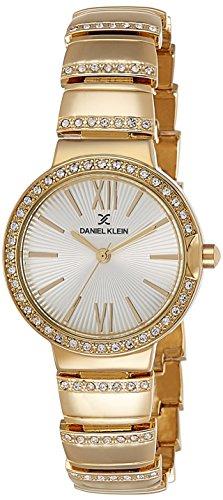41vXmPSnRiL - Daniel Klein DK10975 1 Silver Women watch