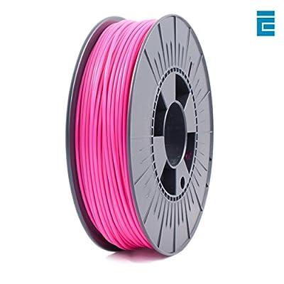 ICE FILAMENTS ICEFIL3PLA130 PLA Filament, 2.85 mm, 0.75 kg, Precious Pink