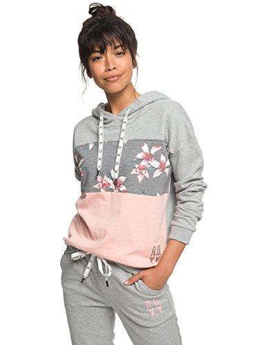 Roxy Inside Cocoon - Hoodie for Women - Hoodie - Frauen - L - Schwarz Womens Terry Hoodie