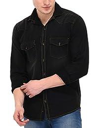 915c948c33b Denim Men s Shirts  Buy Denim Men s Shirts online at best prices in ...
