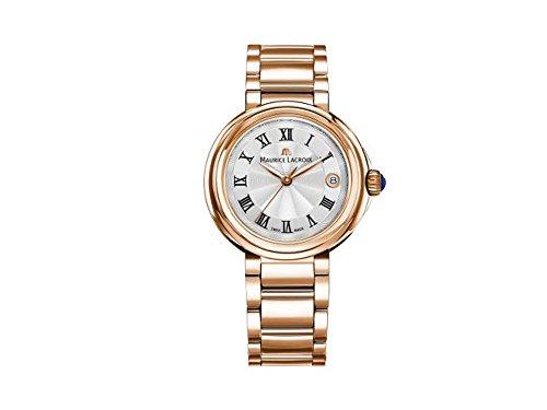 Maurice Lacroix Fiaba Round FA1007-PVP06-110-1 Reloj de Pulsera para mujeres muy elegante