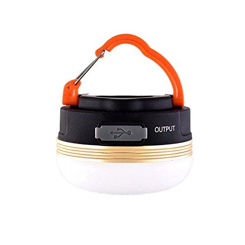 LED wiederaufladbare Camping Licht USB Zelt Lampe mit Magnet für Notfall Arbeit zu Hause (2 Stück) Bank, Gewichte, Ersatzteile