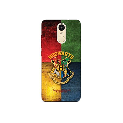 HP : Hogwarts Sigil Xiaomi Redmi Note4 Mobile Case by The Souled Store