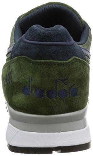 DIAODORA N9000 ITALIA OLIVINE/BLU NIGTH Verde Salida Exclusiva xLQMCn