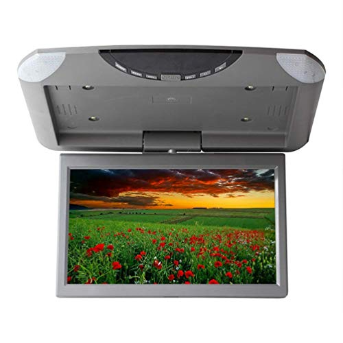 CZWXCD Monitor abatible Coche 1080P HD TFT LCD Monitor
