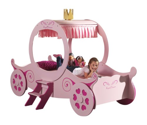 Prinzessin Kutsche Bett