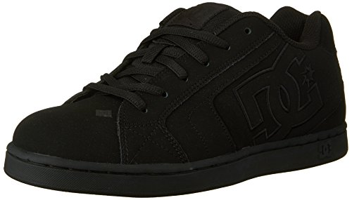 DC Shoes - Sneakers unisex, Negro, 41
