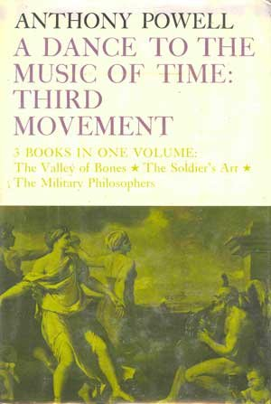 A dance to the music of time: Third movement (3 books in one volume)