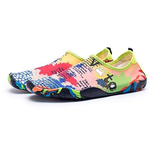 AVADAR ,  Unisex Erwachsene Aqua Schuhe karte