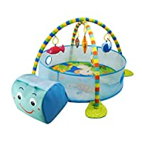 Bebe Style 3in1 Baby Turtle World Ball Pit Playmat