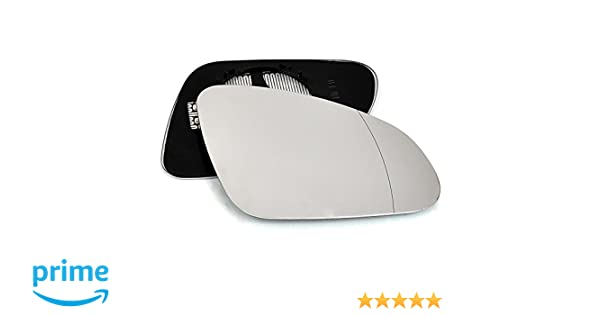 Hightecpl 380RS Right Driver Side Convex Door Wing Mirror Glass