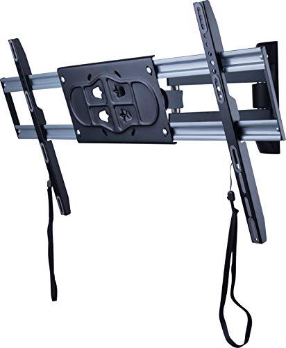 AmazonBasics - Soporte de pared movimiento completo con tres brazos, para televisión, de 190,5 a 279,4...