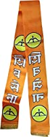 Sheela Ad Makers presents this political party Shivsena Roto and Silk fatka . It will add complete political looks to your attire.