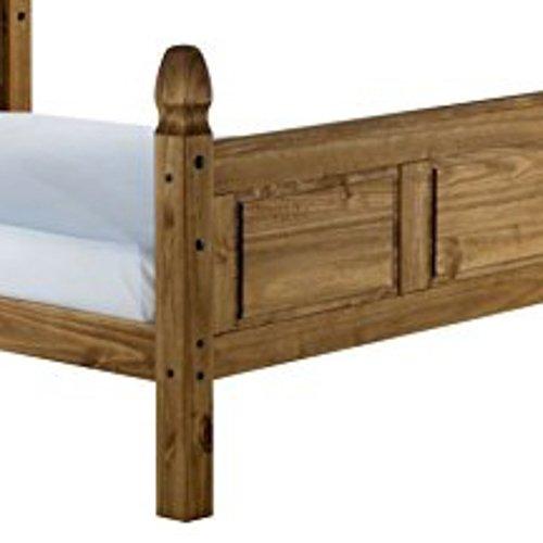 Mercers Furniture Corona Double High End Bed Frame