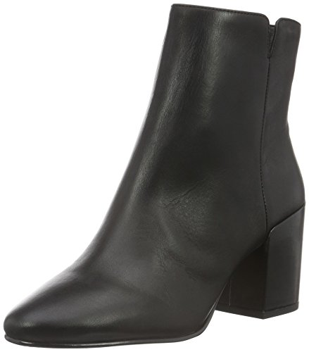 ALDO Damen Sully Kurzschaft Stiefel, Schwarz (Black Leather / 97), 37.5 EU
