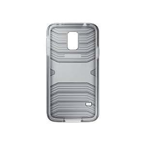Samsung eF-pG900BS pour galaxy s5 gris foncé