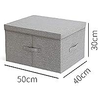 Almacenamiento De Cubos Plegable , Bolsa De Almacenamiento En Caja, Bolsa De Almacenamiento, Manta, Ropa De Cama, Almacenamiento De Ropa Plegable, Resistente Y De Gran Capacidad, 50 Cm * 40 Cm * 30 Cm