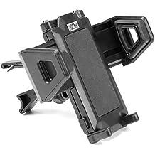 Soporte Universal Móvil Coche Rejillas de Ventilación - Regulable y Rotativo 360 grados - Compatible con Iphone 6 , Plus , 5s , 5c , 5 / Sony Experia Z3 , Z2 / BQ Aquaris E6 , E5 , E4.5 ¡Y otros! – Ventmount XL por USA Gear