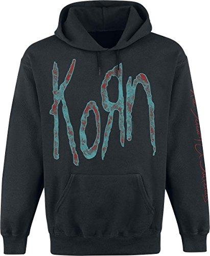 Korn New Doll Sweat à capuche noir Noir