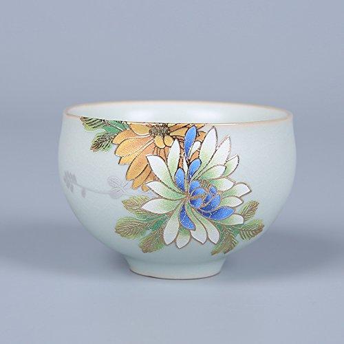 Rentzu Tee Tasse Keramik Kung Fu Kaffee Single Cup, Amanda Cup 60 Ml - Amanda-cup