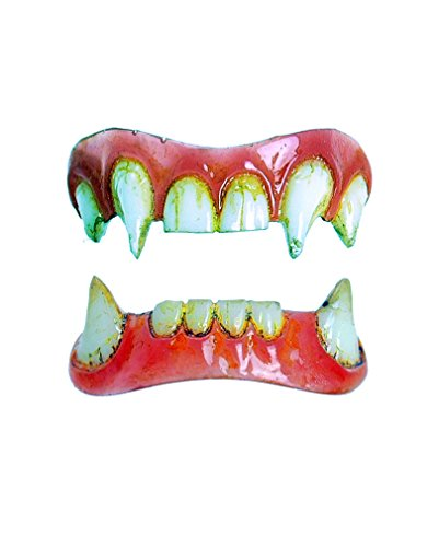 Horror-Shop Dental FX Veneers Hyde-Zähne