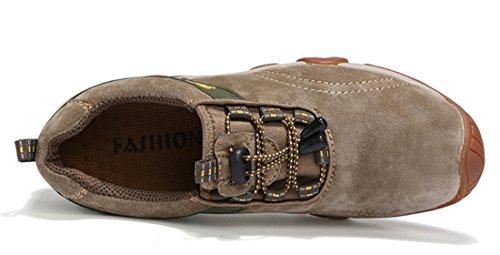 TDA ,  Herren Sneaker Low-Tops Khaki