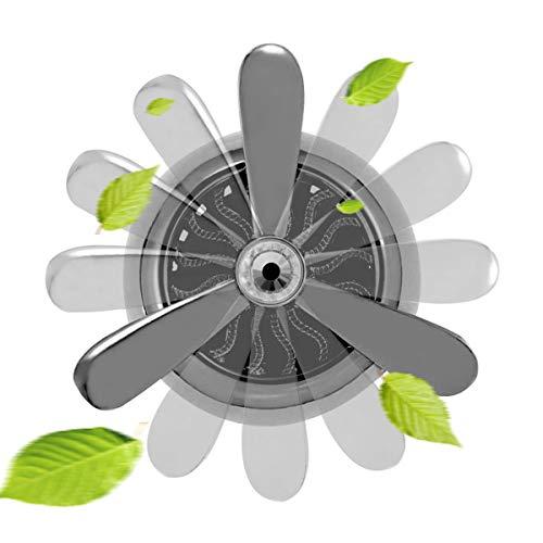Jinxuny Auto Parfüm Klimaanlage Outlet Vent Clip Kühler Lüfter Flugzeugkopf Lufterfrischer für Lufterfrischer Luftreiniger Luftreiniger Reiniger Entfernen Rauch schlechte Gerüche - Luftreiniger Entfernen Rauch
