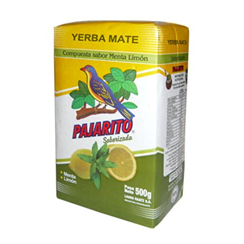 Yerba Mate Pajarito Mint/Lemon 500g
