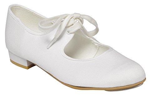 Tappers & Pointers , Mädchen Tanzschuhe Weiß