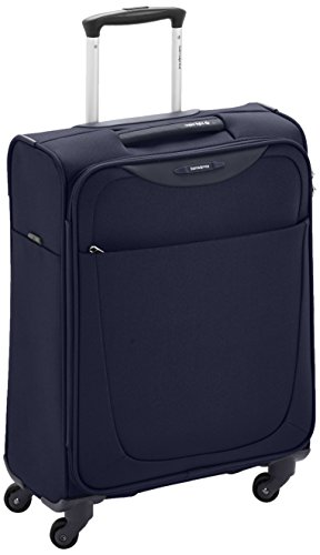 Samsonite - Base Hits Spinner 55 cm, 39 litri, Marine Blue