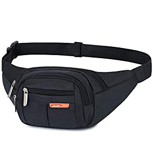 41vY7s0dkzL. SS300  - AirZyx Bumbags and Fanny Packs for Running Hiking Waist Bag Outdoor Sport Hiking Waistpack for Women Men