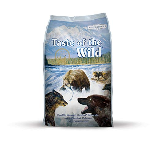 Taste of the Wild Complete Dry Pacific Stream with Smoked Salmon Dog Food, 6 kg