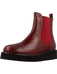 Botas para Mujer, Color Rojo, Marca PONS QUINTANA, Modelo Botas para Mujer PONS