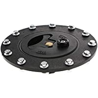 FXCO Aluminium Fahrzeug /Öldeckel Tank /Öl Abdeckungs Motor/öl F/üller Kappe Rot