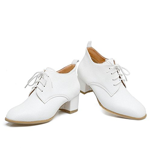 Lacets Chunky Femmes Chaussures white Coolcept a5AqC