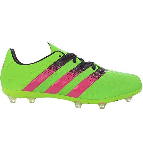 premium selection 81f9b f5239 adidas Ace 16.1 FG   AG Boys Football Boots   Cleats-Green-2.5