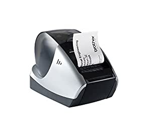 Brother QL-570 Stampante per Etichette, Fino a 62 mm, Taglierina Automatica
