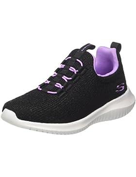 Skechers Ultra Flex, Zapatillas sin Cordones para Niñas