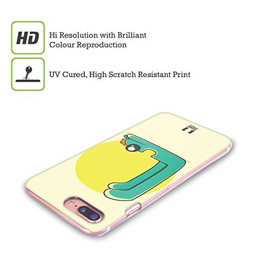 Head Case Designs Flessibile S Mostro Dellalfabeto Cover Retro Rigida per Apple iPhone X Flessibile L