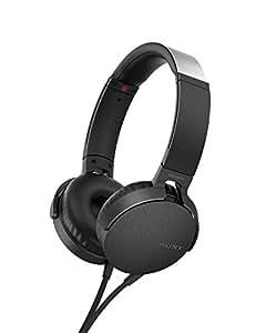 Sony MDR-XB550AP Kopfhörer (Extrabass, Mikrofon) schwarz