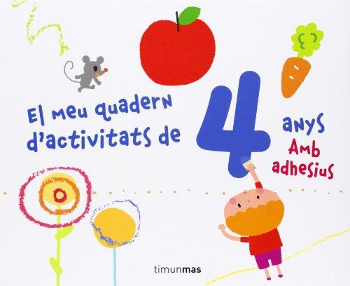 El Meu Quadern D'activitats +4 (La Lluna de Paper)
