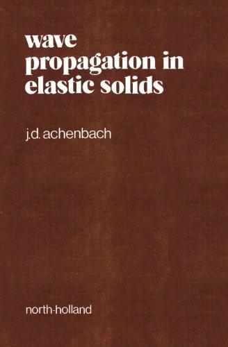 Wave Flüssigkeit (Wave Propagation in Elastic Solids (North-Holland Series in Applied Mathematics and Mechanics (Volume 16)))