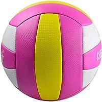 CN Voleibol para Entrenamiento de competición en Interiores y Exteriores Voleibol de Playa,Rojo,5
