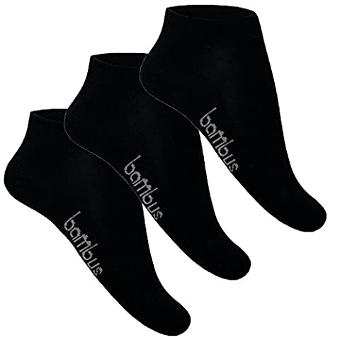 Sneaker Socken Damen Herren Bambus Schwarz Weiß Bunt Farbig Quarter
