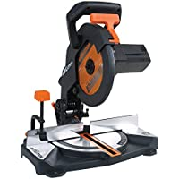 Evolution R210CMS Multi-Purpose Compound Mitre Saw, 210 mm (230 V)