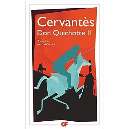 L'ingénieux hidalgo Don Quichotte de la Manche : Tome 2