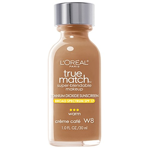 L'Oreal True Match Super Blendable Makeup - Creme Cafe