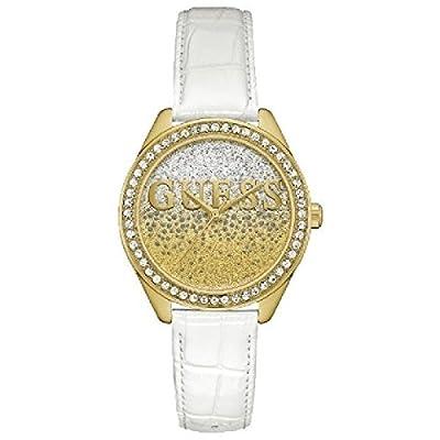 Guess Reloj los Mujeres Glitter Girl W0823L9